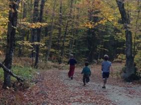 My running boys